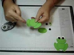 Frog with Dawn Griffith