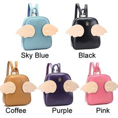 I am so happy to find the Casual Wing Fashion College Girls Backpacks from ByGoods.com. I like it <3!Do you like it,too?