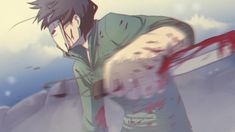 Cry: Blood by Kiwa007 on DeviantArt http://www.deviantart.com/art/Cry-Blood-571625169