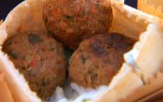 Juicy Meatball Pittas Recipe by Siba Mtongana