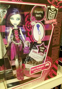 I saw a ghost ! My Ghost, I Saw, Monster High, Give It To Me, Lunch Box, Halloween, Toys, Activity Toys, Clearance Toys