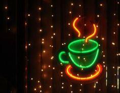 ネオンコーヒー