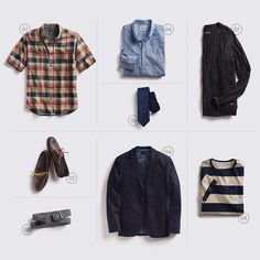 Ready to raise a glass to Ivy League style? Don't be afraid. See the 10 preppy staples to try at mensguide.stitchfix.com.