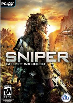 Full Version PC Games Free Download: Sniper: Ghost Warrior 1 Full PC Game Free Download...