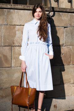 LIGHTEN UP #SteffenSchraut #Dress #womenswear #chloé #look #ootd #bag #ss17