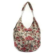 Beaded Linen Bags @ $36.34 & FREE Shipping