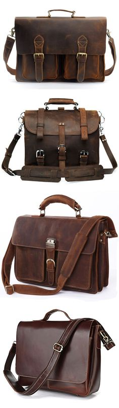 We create handmade leather Briefcases, Handbags, Messenger Bags, Laptop Bags, Satchels, Backpacks, Travel Bags and Wallets.…