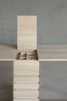 Bureau Le Suisse par Giulio Parini - Journal du Design