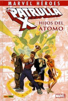15 La Patrulla-X: Hijos del átomo