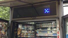 Tbilisi kioski