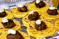 Mutton kebabs on Sheermal - soft flatbread made with flour, milk and saffron