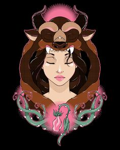 The Last Petal T-Shirt $10 Beauty and the Beast tee at ShirtPunch today only!