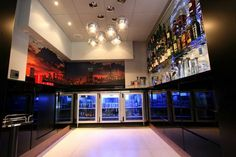 Bar Furniture For Home Decoration With Lights