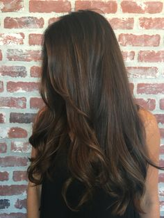 Long Wavy Ash-Brown Balayage - 20 Light Brown Hair Color Ideas for Your New Look - The Trending Hairstyle Brown Hair Balayage, Brown Blonde Hair, Light Brown Hair, Hair Highlights, Ombre Hair, Dark Hair, Honey Highlights, Long Brunette Hair, Color Highlights