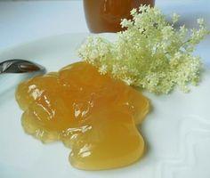 Voňavá bezová marmeláda: Fotorecept krok za krokem