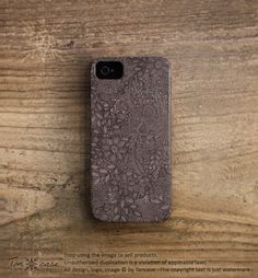 Lace iPhone 5 case  Lace iPhone 4 case iPhone 4s case by TonCase, $21.99