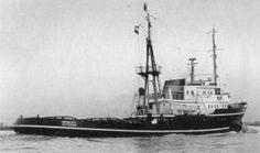 5 mei 1964 Overdracht van de zeesleper 'Orinoco', http://koopvaardij.blogspot.nl/2015/05/5-mei-1964.html