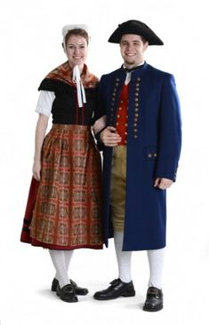 Folk Costumes of Germany. South Hesse This couple is from Odenwald. Folk Clothing, Historical Clothing, Ukraine, Folk Costume, Costumes, German Costume, Kids Dress Patterns, Sewing Patterns, German Folk