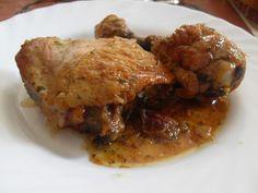 Paprika En La Cocina: Pollo a la cerveza