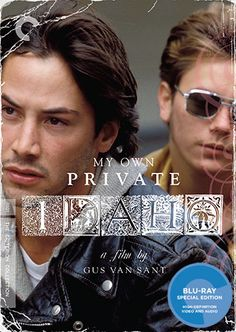 My Own Private Idaho (1991) - No. 277 [Blu-ray cover by Marc English]