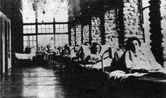 Sanatorium #sanatarium #sanatorium #hospital #buildings #architecture #medicine