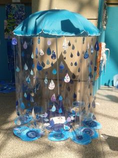 Colorful-I would use this indoors or outdoors near the children reading area and the pretend play area Classroom Displays, Classroom Decor, Preschool Classroom, Kids Crafts, Role Play Areas, Outdoor Classroom, Play Centre, Outdoor Learning, Dramatic Play
