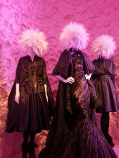 McQueen - Punk Chaos at The Met NYC