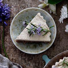 Raw Cream Cheesecake #healthy #dessert #recipe #raw #vegan #cheesecake #cake