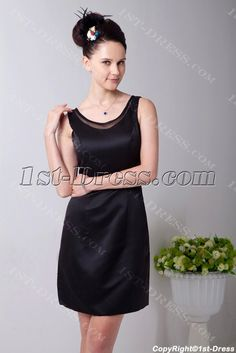 1st-dress.com Offers High Quality Strapless Modest Little Black Dress for Plus Size,Priced At Only US$99.00 (Free Shipping)