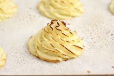 Tracey's Culinary Adventures: Duchess Potatoes