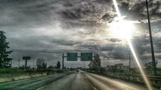 Driving South