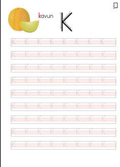 89 Best Turkish Images Preschool Writing Preschool Worksheets