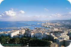 Algiers is the capital city of Algeria in North Africa Largest Countries, Countries Of The World, Algeria Travel, Costa, Cities In Africa, Ibiza Island, North Africa, Capital City, Continents