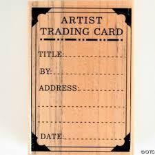 """Résultat de recherche d'images pour """"artist trade cards inches"""""""