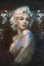modern hand-painted oil painting portrait art on canvas-nudes girl Modern Oil Painting, Oil Painting Flowers, Oil Painting Abstract, Painting Art, Paintings, Lilly Christine, Marilyn Monroe Portrait, Buddha Wall Art, Abstract Animals