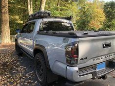 LED Tail Lights -Clear- 3rd Gen Tacoma - Limited Runs – MESO CUSTOMS LLC Tacoma Toyota, Led Board, Led Tail Lights, White Lead, Custom Design