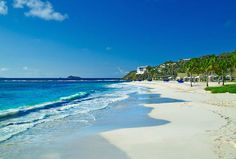 Westin Dawn Beach - St Maarten - reef offshore for snorkeling