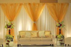 Ceremony backdrop, wedding setup, Pakistani wedding stage, Indian wedding stage, Wedding Backdrop, Quinceanera