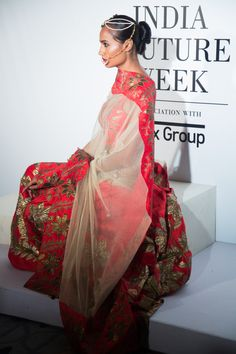 Rina Dhaka at India Couture Week 2014