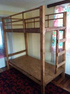 final result #diy #bunkbed #childhood