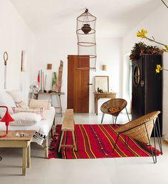 Casa de Luis Galliussi en Ibiza