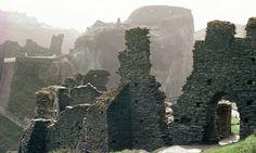 Tintagel Castle, AKA King Arthur's Camelot