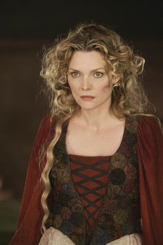 Lamia - Michelle Pfeiffer in Stardust (2007).