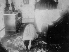 The 12 Most Convincing Real-Life Ghost Stories Anything - Lizzie Borden murders Post Mortem, Creepy Stories, Ghost Stories, Haunting Stories, Horror Stories, Scary Places, Haunted Places, Haunted Houses, The Spectre