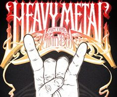 The Heavy Metal Activity Book is a funny gift for the headbanger in your life. Color in scenes with Metallica, Danzig, and Pantera. Get Spinal Tap through a crazy maze. And complete the metal word scramble, crossword, and sudoku puzzles. You'll get hours of heavy metal fun out of this.