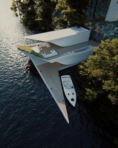 Muskoka boathouse CAO villa by Creato  #muskoka #boathouse #boat #project #architecture #lake #design #creato #Canada #toronto #project #amazing #luxury #lifestyle #millionaire