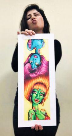 Cada rostro tiene su propio encanto #artwork #painting #myartwork #myartstyle Fashion Art, Style Me, My Arts, Phone Cases, Painting, Colors, Painting Art, Phone Case, Paintings
