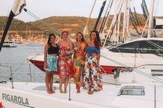 Tropical Retro Party on the Yacht Week Croatia #tyw #theyachtweek #croatia #trop ...   - Girl Gone Abroad -  #Croatia #Girl #Party #Retro #theyachtweek #trop #Tropical #tyw #week #yacht