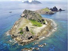 Taiwan, China and Japan all lay claim to the East China Sea islands. A small boat of Taiwanese activists trying to reach the islands were turned back by the Japanese coastguard. Asia News, China Sets, Natural Resources, Archipelago, Southeast Asia, Teaching Kids, Laos, Tokyo