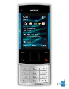 Nokia X3 Photos